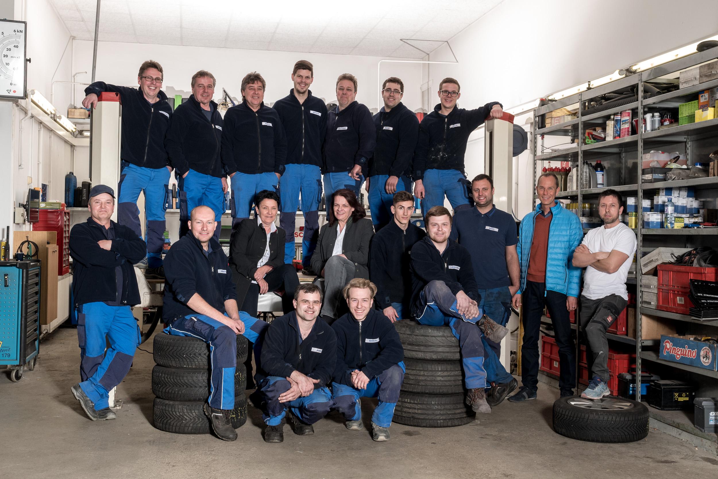 Über uns - KFZ Team Strutzenberger