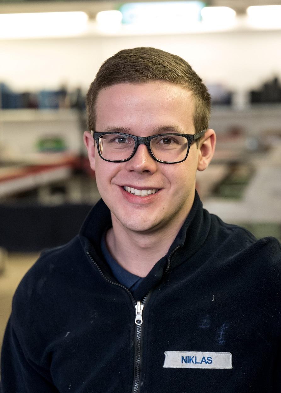 Niklas Strutzenberger